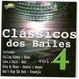 Cd - Clássicos Dos Bailes - Raro