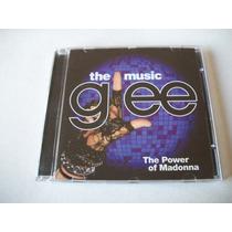 The Music Glee - Cd Madonna - The Power Of... Raro!!!!
