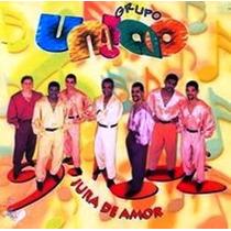 Cd Grupo União - Jura De Amor (original , 1996)