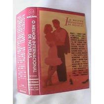 Fita K7 O Melhor Internacional De Novelas 1993 Raríssima