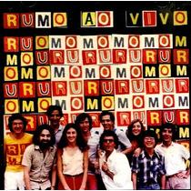 Cd / Grupo Rumo = Rumo Ao Vivo