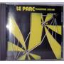 Cd Tangerine Dream - Le Parc ( Remaster )
