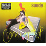 Suede Coming Up 2cds+1 Dvd Box Deluxe Novo Importado Lacrado