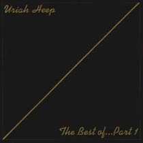 Cd Uriah Heep The Best Of..part 1 Gypsy Lady In Black Wigard