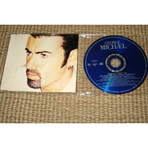 George Michael Cd Single Promo Brasil - Jesus To A Child