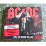 Cd Ac/dc - Live At River Plate (duplo E Lacrado)