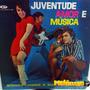 Sidney Jones E Sua Orquestra 1967 Juventude Amor E Música Lp