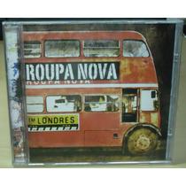 Rock Pop Mpb Cd Roupa Nova Em Londres Original Lacrado