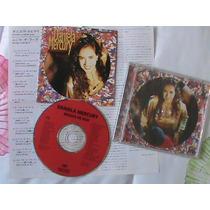 Cd Daniela Mercury Música De Rua Edição Japonesa Com Encarte