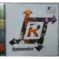 Cd : Raimundos - Mtv Ao Vivo - R Frete Gratis
