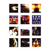 Bon Jovi - The Crush Tour Dvd. (lacrado)