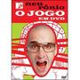 Dvd Neuronio Mtv O Jogo Em Dvd