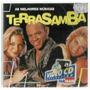 221 Mcd- Cd 2000- Terra Samba- As Melhores Músicas - Axé