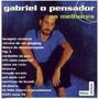 Cd Gabriel O Pensador As Melhores Original