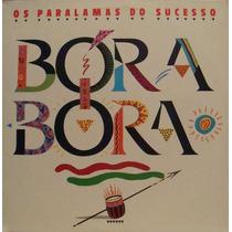 Paralamas Do Sucesso Lp Bora Bora - Encarte 1988