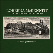 Cd Loreena Mckennitt Troubadours On The Rhine [eua] Novo