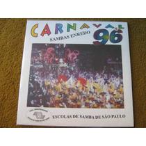 Lp Sambas Enredo Escolas Samba Sao Paulo Grupo 1 Carnaval 96