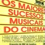 2640- Cd Os Maiores Sucessos Musicais Do Cinema - Fr Gratis