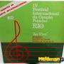 Va 1969 Iv Festival Internacional Canção Popular Ao Vivo Lp
