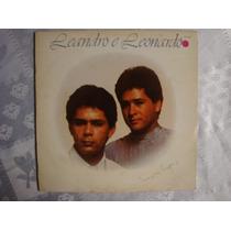 Lp - Leandro E Leonardo - Entre Tapas E Beijos - 89