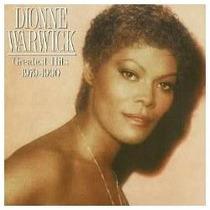 Lp Vinil- Dione Warwick -greats Hits 1979--1990