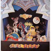 Rumo Lp Quero Passear - Encarte - 1988