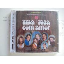 Cd Original - Trilha Sonora Da Novela - Uma Rosa Com Amor