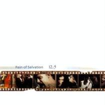 Cd Pain Of Salvation - 12:5 ( Lacrado ) Hellion 2004