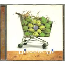 Cd Gilberto Gil - 1998 - O Sol De Oslo