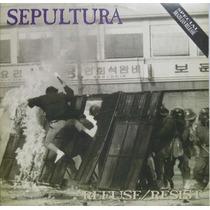 Sepultura / Refuse Resist / Lp Vinil Roadrunner 1994 Novo
