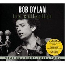 **bob Dylan **the Collection **box Com 3 Cds Importados!!!