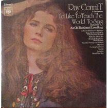 Ray Conniff Lp I´d Like To Teach The World To Sing 1972