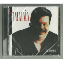 Cd-tim Maia-leva-1986-sony Music-lacrado.