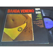Lp Vinil Banda Veneno Internacional Erlon Chaves Vol 3