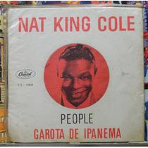 Nat King Cole Garota De Ipanema Compacto Vinil Capitol 1965