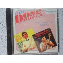 Cd Reginaldo Rossi - Dose Dupla