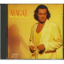 Cd Sidney Magal - Magal - 1990