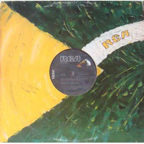 Fagner Maxi Single Dona Da Minha Cabeça 1986
