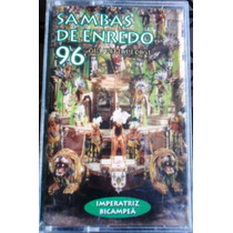 K7 - Sambas De Enredo - Canaval 96