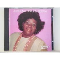 Cd - Jovelina Perola Negra - Sorriso Aberto