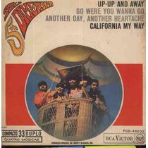5th Dimension Compacto De Vinil Up, Up And Away-1967-mono