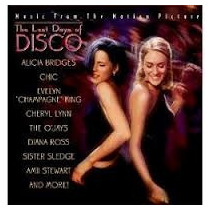 Cd The Last Days Of Disco - Music From The Motion Picture