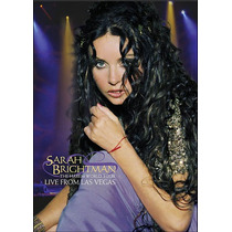 Dvd Sarah Brightman Harem World Tour Live Vegas =import=