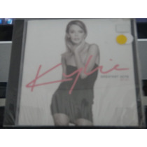 Cd - Kylie Minogue - Cd Duplo
