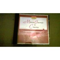 Cd Músicas Imortais Do Cinema Nº 3 - Coleção O Dia -novo !!!