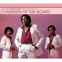 Cd Chairmen Of The Board - A Little More Time (duplo - Best)