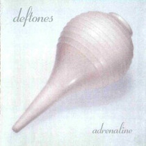 Cd Deftones Adrenaline =import= Novo Lacrado