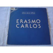 Erasmo Carlos-lp-vinil-single-abra Seus Olhos-mpb