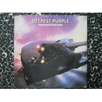Deep Purple Lp Deepest Purple The Very Best Of Deep Purple