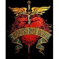 Bon Jovi: Vários Títulos Originais Novos E Lacrados